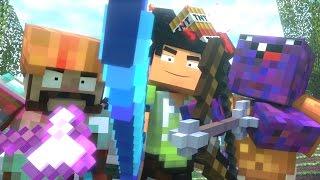 Annoying Villagers 15 - Original Minecraft Animation by MrFudgeMonkeyz