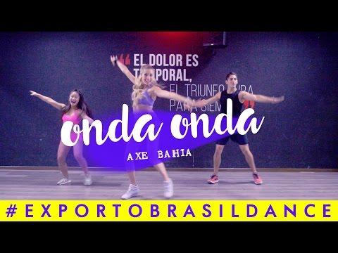 ONDA ONDA Coreografia Exporto Brasil Dance