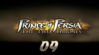 Prince of Persia: The Two Thrones - Прохождение pt9 - Босс #2: Махасти