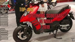 #5 BEST UPCOMING SCOOTERS IN INDIA THIS YEAR(2019-2020)