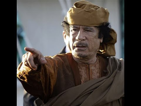 Каддафи перед смертью предсказал будущее для Украины, Беларуси и России!