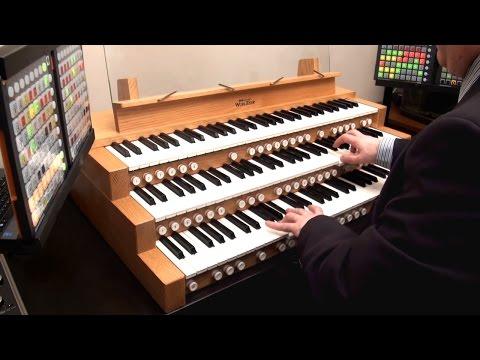 Pure imagination - Willy Wonka - Hauptwerk Virtual Wurlitzer Theatre Organ