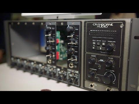 Cranborne Audio 500R8 - NAMM 2018