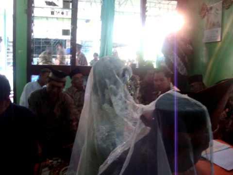 Adat Istiadat Pernikahan Palembang - Prosesi Pernikahan Muh. Subhan Nasution di Simpang 5 Talang Ubi