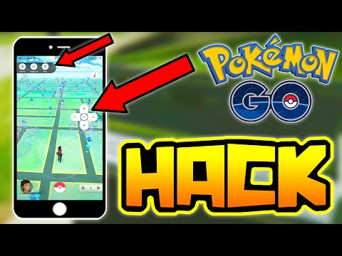 POKEMON GO HACKS!! ( WALK AROUND THE WORLD HACK / CHEAT )