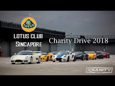 Lotus Club Singapore - Charity Drive 2018