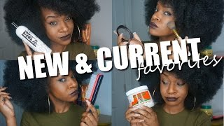 NEW PRODUCTS & CURRENT FAVS! Skin Care, Makeup & Hair