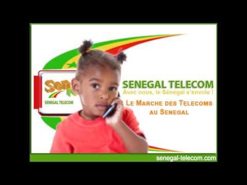 LE MARCHE DES TELECOMMUNICATIONS AU SENEGAL (Présentation)