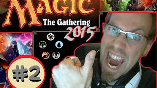 Magic 2015 Duels of the Planeswalkers Ep 2