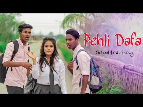 Pehli Dafa | School Love Story | Romantic Video | Ft. Jeet & Annie | Besharam Boyz |