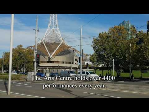 The Arts Centre Melbourne