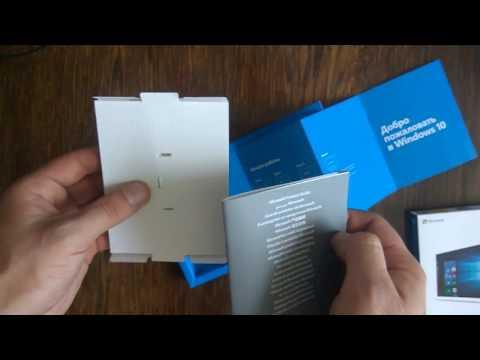 Операційна система Windows 10 Домашня 32/64-bit Русский на 1ПК (версія коробочки, носій USB 3.0) (HAJ-00075)