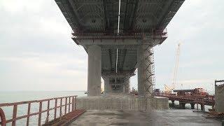 25.09.2017 - Как там Керченский мост?