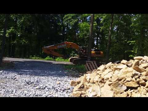 Broad Excavating Project 7