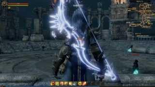Bless Online  Ranger Beta Gameplay