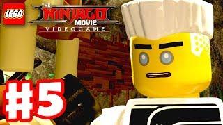 The LEGO Ninjago Movie Videogame - Gameplay Walkthrough Part 5 - The Dark Ravine!