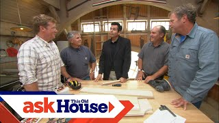 Fun On The Ask This Old House Set
