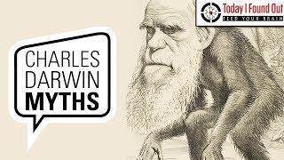 The Many Myths Surrounding Charles Darwin