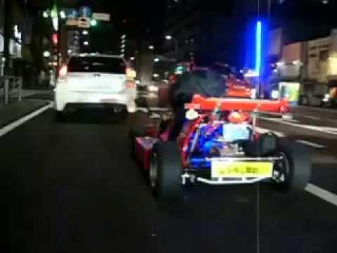 kart yokohama 横滨景点 アキバカートヨコハマ street-legal go-kart in yokohama