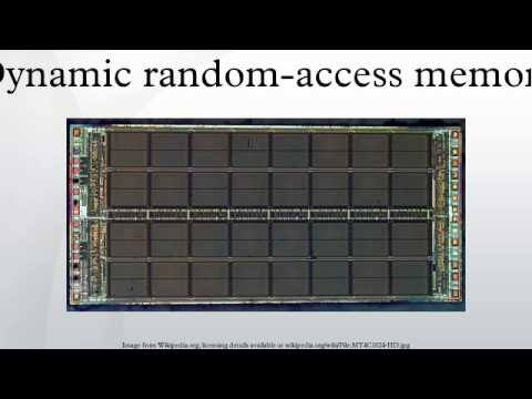 Dynamic random-access memory
