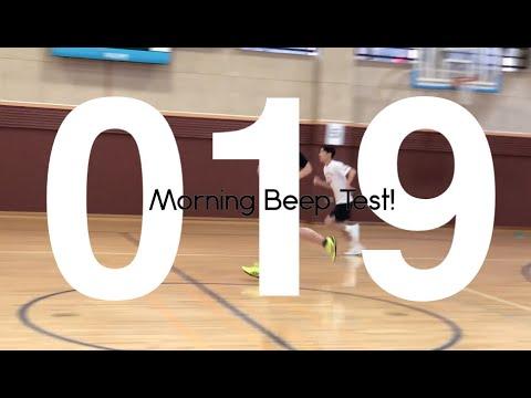 Morning Beep Test! - Grinding til Grad: Episode Nineteen