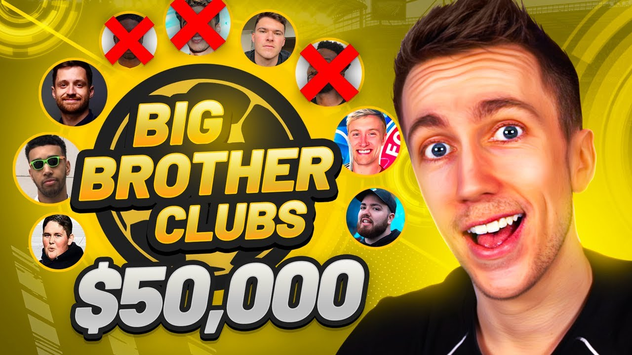 Download EPISODE 4 - $50,000 BIG BROTHER CLUBS
