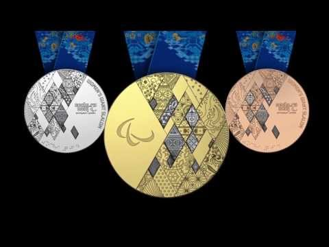 Паралимпийские медали