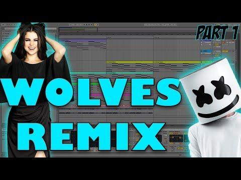 Lets Remix: Selena Gomez, Marshmello - Wolves (Ableton Live 9) Ep. 1
