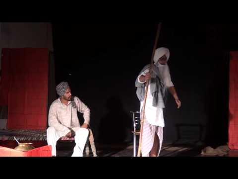PUNJABI PLAY (1ST YEAR),IZHAAR 2K16,THAPAR UNIVERSITY