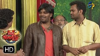 Sudigaali Sudheer Performance | Extra Jabardsth | 24th March 2017 | ETV  Telugu