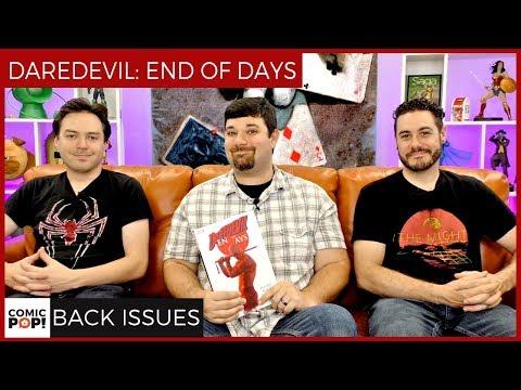 Daredevil Dies! Daredevil: End of Days  Back Issues