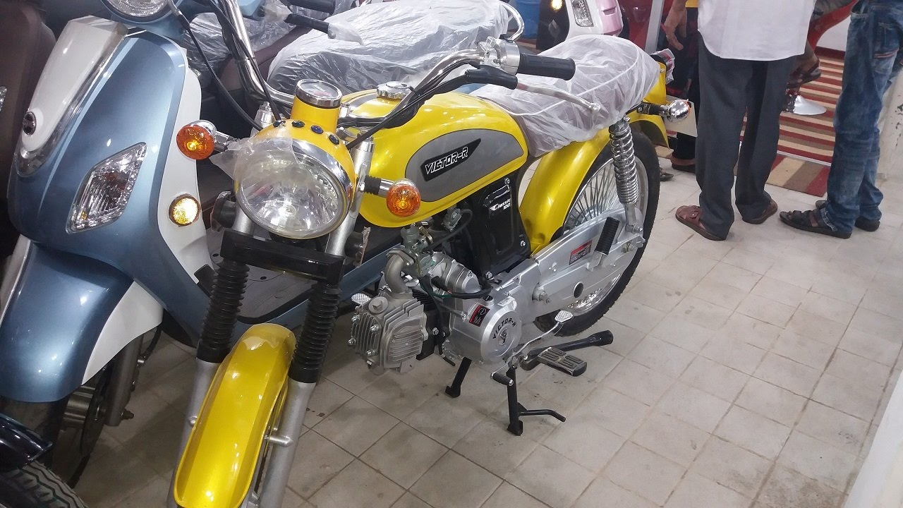 Victor R Classic 100 Cafe-Racer | Specifications | Price | Mileage  Review-2017