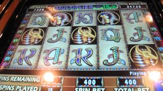 Cleopatra 2 Slot Bonus-good win