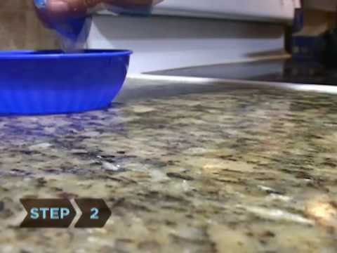 How To Clean A Granite Countertop You
