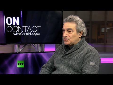 ON CONTACT: CRUCIFYING JULIAN ASSANGE
