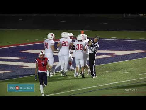 Benet Academy vs St. Rita Football 10.18.19