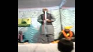 Ambar mushahidi naat zamane ka bigdha muqaddr