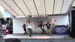 USAが福島に来た時のダンス映像です。