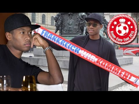 Bei David Alaba in München: So lebt der Superstar