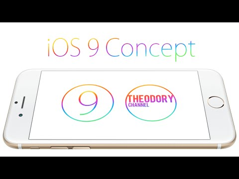 Gorgeous iOS 9 features imagined in new concept video