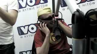 Czadoman w VOX FM - Ruda Tańczy jak Szalona!