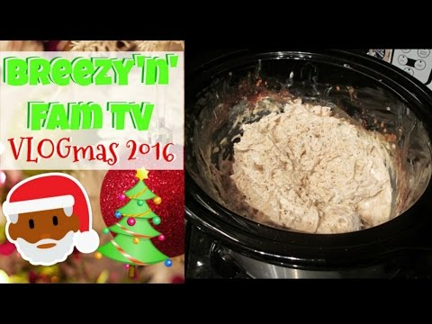 ((EASY)) Crack Chicken Crock Pot Pinterest Recipe! | VLOGmas Day 8