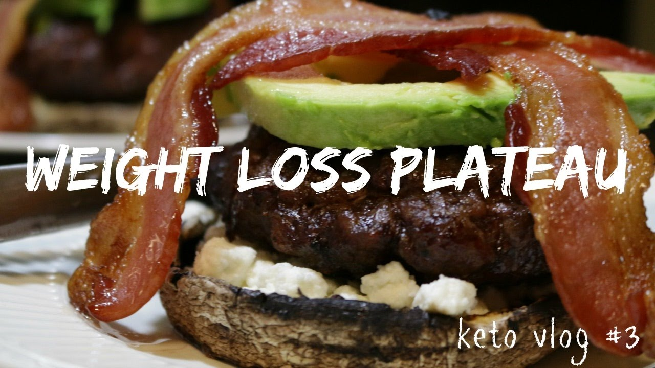 WEIGHT LOSS PLATEAU | THE KETOGENIC DIET - YouTube