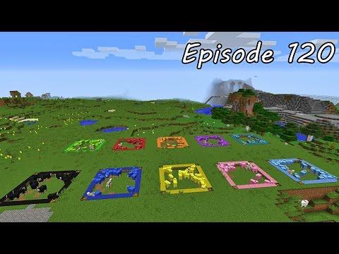 Minecraft เอาชีวิตรอด - Episode 120 - เติมแกะเข้าฟาร์มแกะ