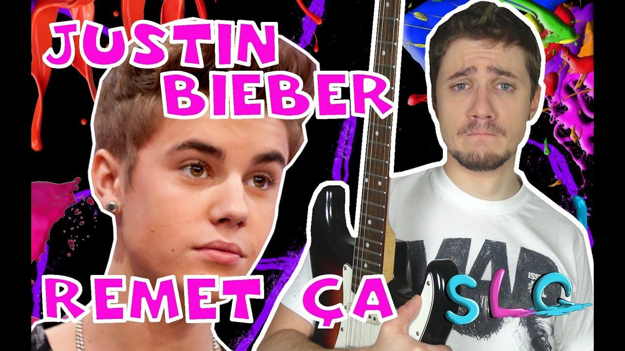 Justin Bieber remet ça – SLG N°51 – MATHIEU SOMMET