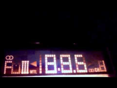 DX tropo 89.5Mhz Al Kitab wa Assunna Tripoli Libya