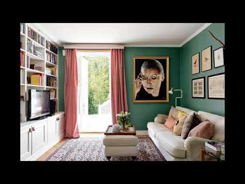 видео: Дизайн маленькой гостиной