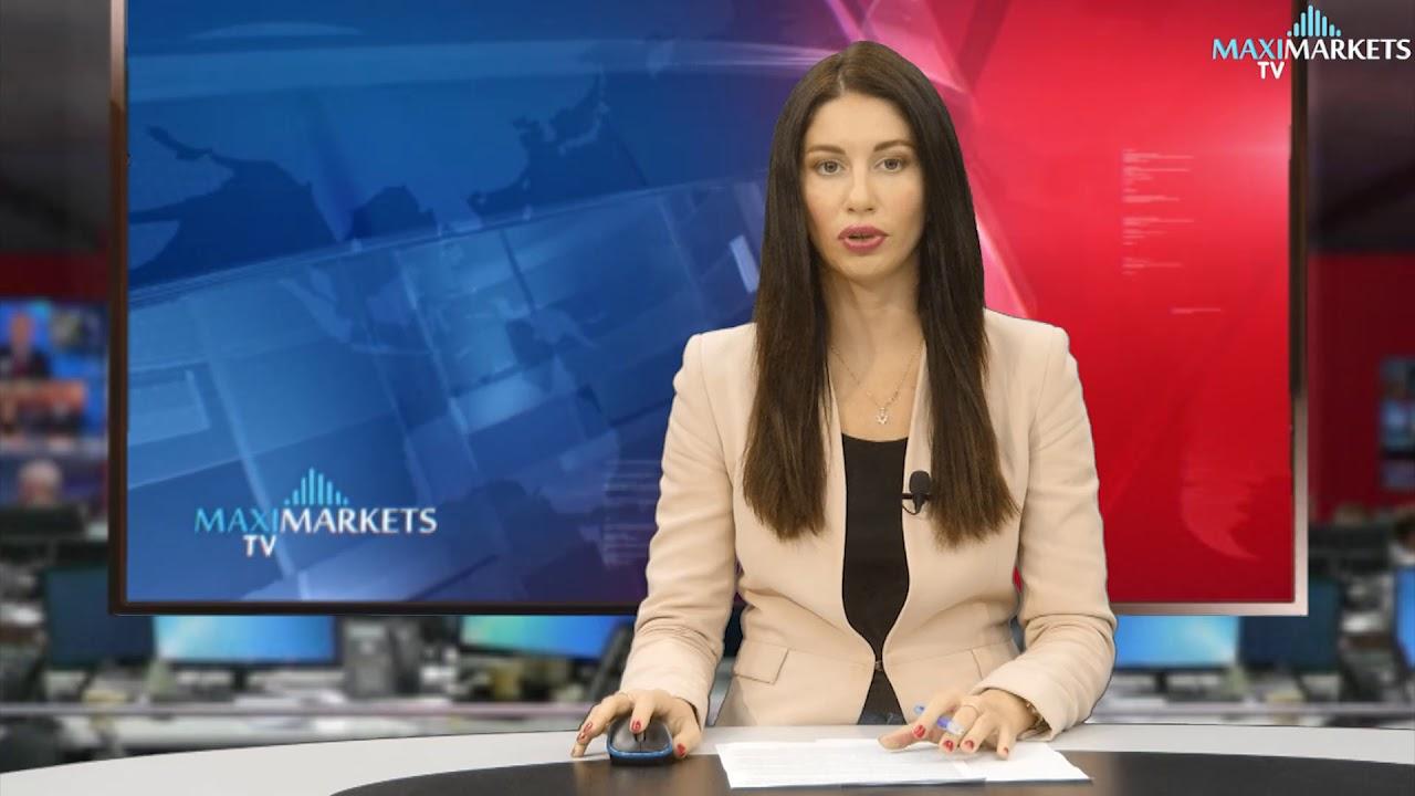 Недельный прогноз Финансовых рынков 18.03.2018 MaxiMarketsTV (евро EUR, доллар USD, фунт GBP)