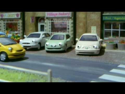 Honda Jazz TV Ad  Village Green Australia 2005