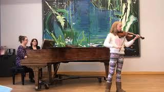 Accolay Violin Concerto No  1